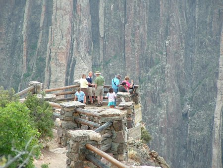 black-canyon-of-the-gunnison-gunnison-point