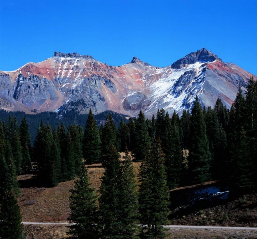 Vermillion Peak