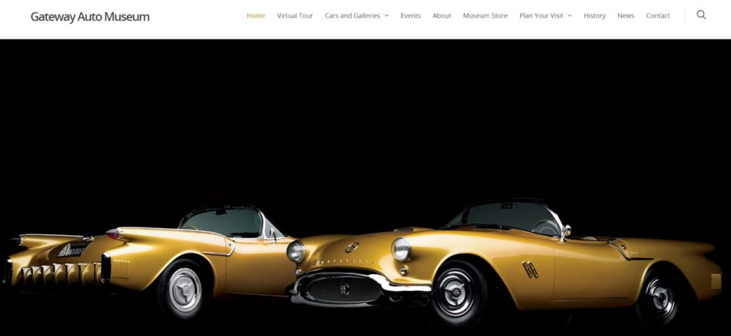 The Gateway Colorado Auto Museum